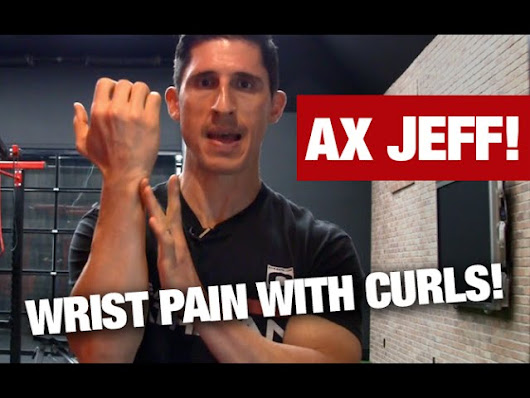 Wrist Pain With Biceps Curl Exercises: What Causes It And What To Do About It
