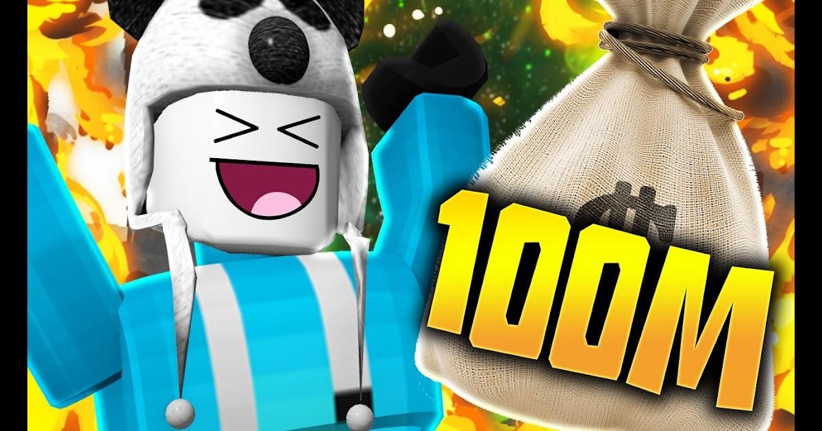 Funny Com I Got Over 100 Million Coins Roblox Portal Heroes