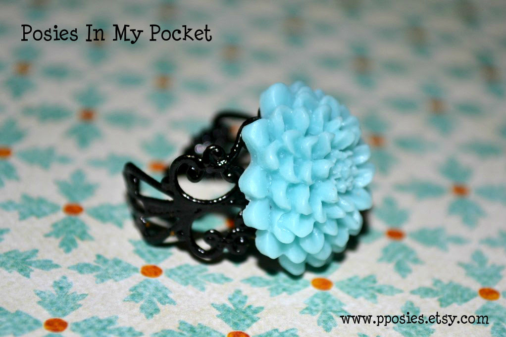 Posies In My Pocket Ad-1