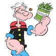 Spinach had Popeye and now Kale has Rip | Low Carbon Girl