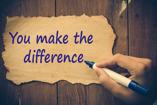 You've Made SUCH a Difference! | Real Estate Marketing News