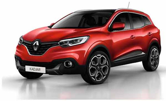 All-new Renault Kadjar in the spotlight at BFI London Film Festival -