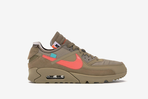 new product ef3de 0dae7 The Sold Out Nike x OFF-WHITE Air Max 90s Come With a Price Premium of  Around 250%