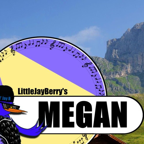 Megan - HD Trap Bass and Drums EDM by LittleJayBerry (EDM Musician)