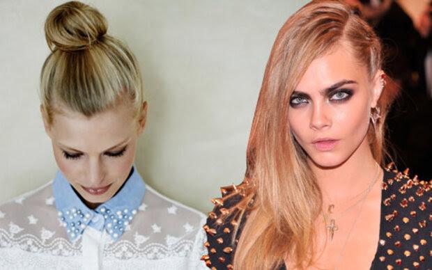 Fettige Haare Verstecken Frisur Modische Haarschnitte Und