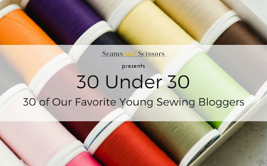 Our Favorite Sewing Projects: Inspiration from Young Designers - Seams And Scissors