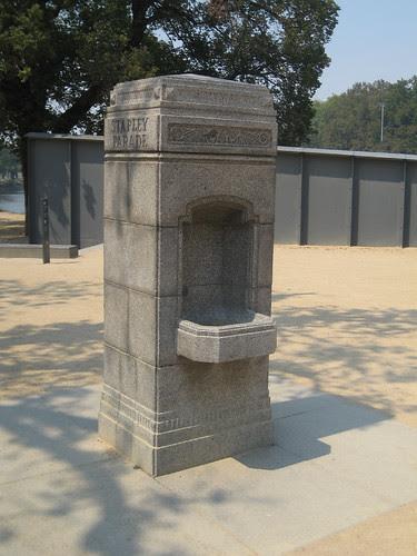 Drinking Fountain, Birrarung Marr