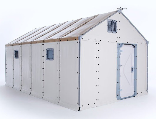 IKEA refugee shelter is 2016's Design of the Year