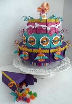 3 Tier Cake Slice Boxes