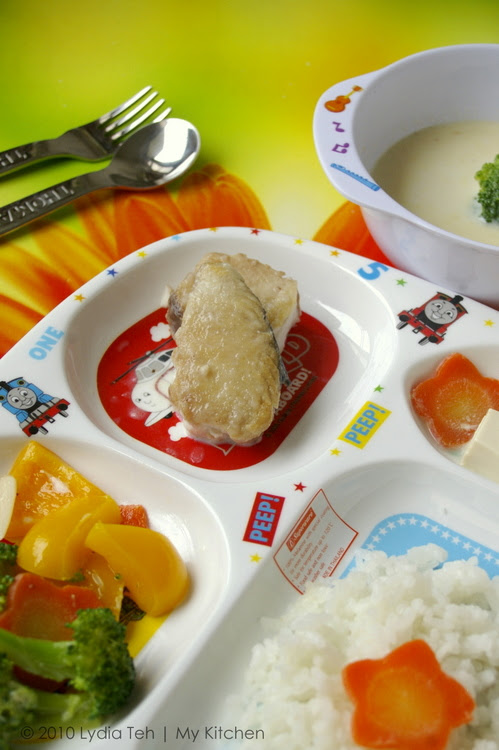 Milky Fish Soup