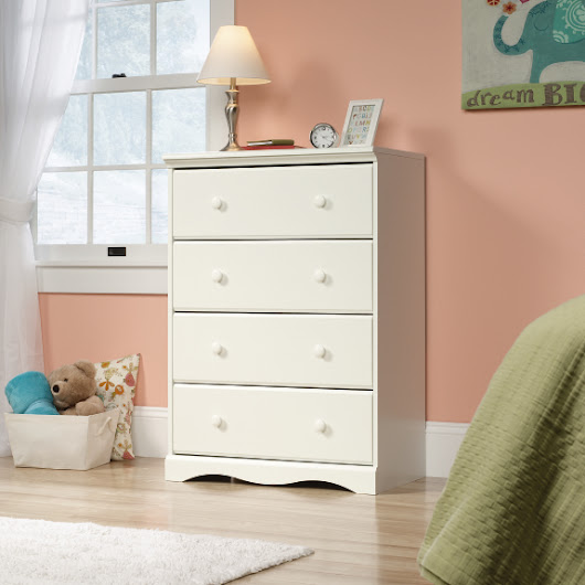 Sauder (416532) Pogo 4 Drawer Chest