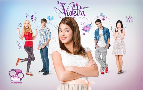 Violetta Cast Wallpaper - violetta Wallpaper