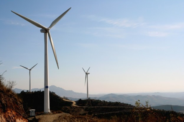 wind power generation_Flickr0127