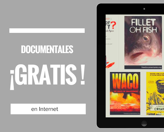 Enlaces para encontrar documentales en Internet