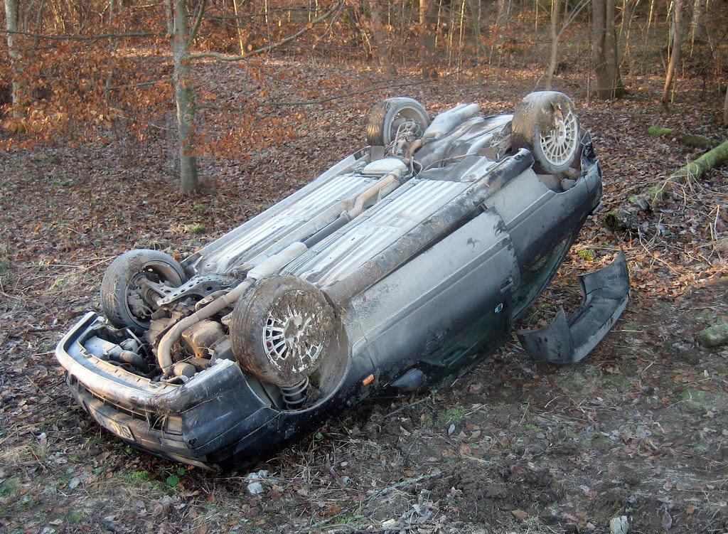 Saturday Night Car Crash