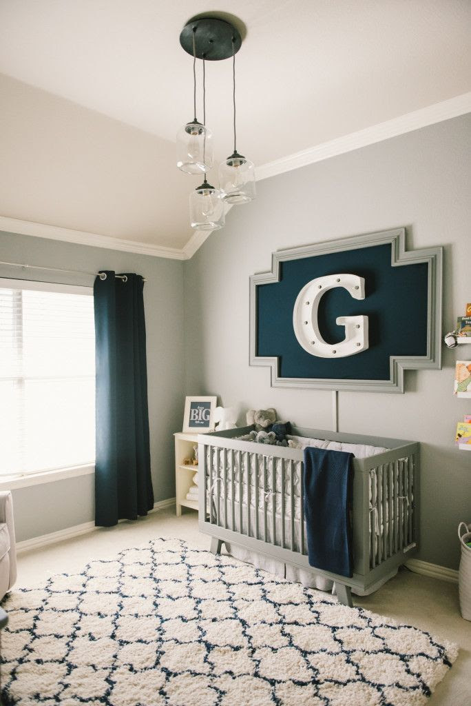 10 Steps to Create the Best Boy's Nursery Room - EllaSeal