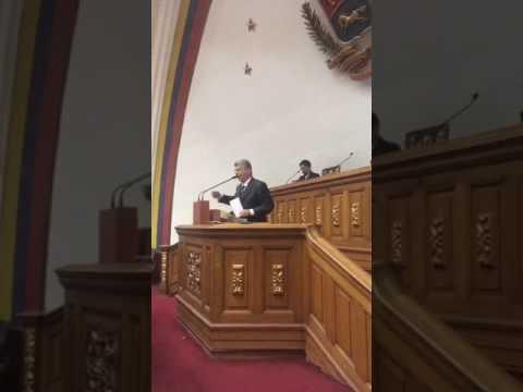 Declaraciones De Henry Ramos Allup En La Asamblea Nacional #2M