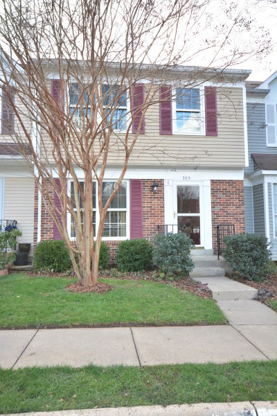 North Stafford Townhouse - Northern Virginia Realtors