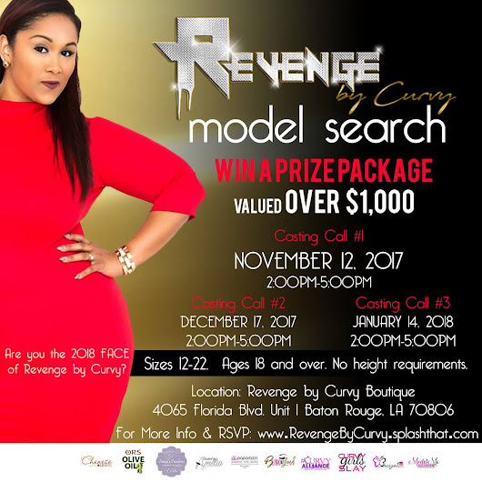 Chenese Set To Judge Revenge By Curvy Model Search - Chenese Lewis | Official Website