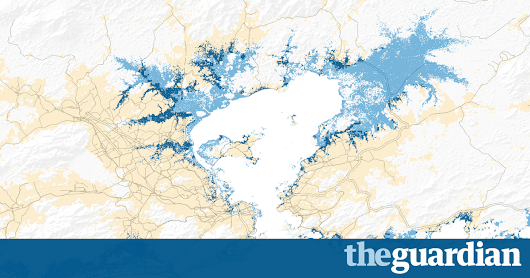 The three-degree world: cities that will be drowned by global warming | Environment | The Guardian