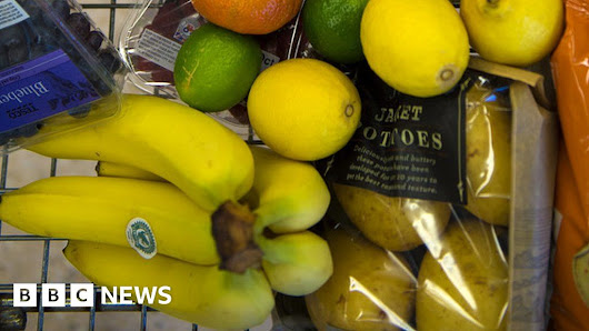 Tesco customers are going bananas over price hike - BBC News