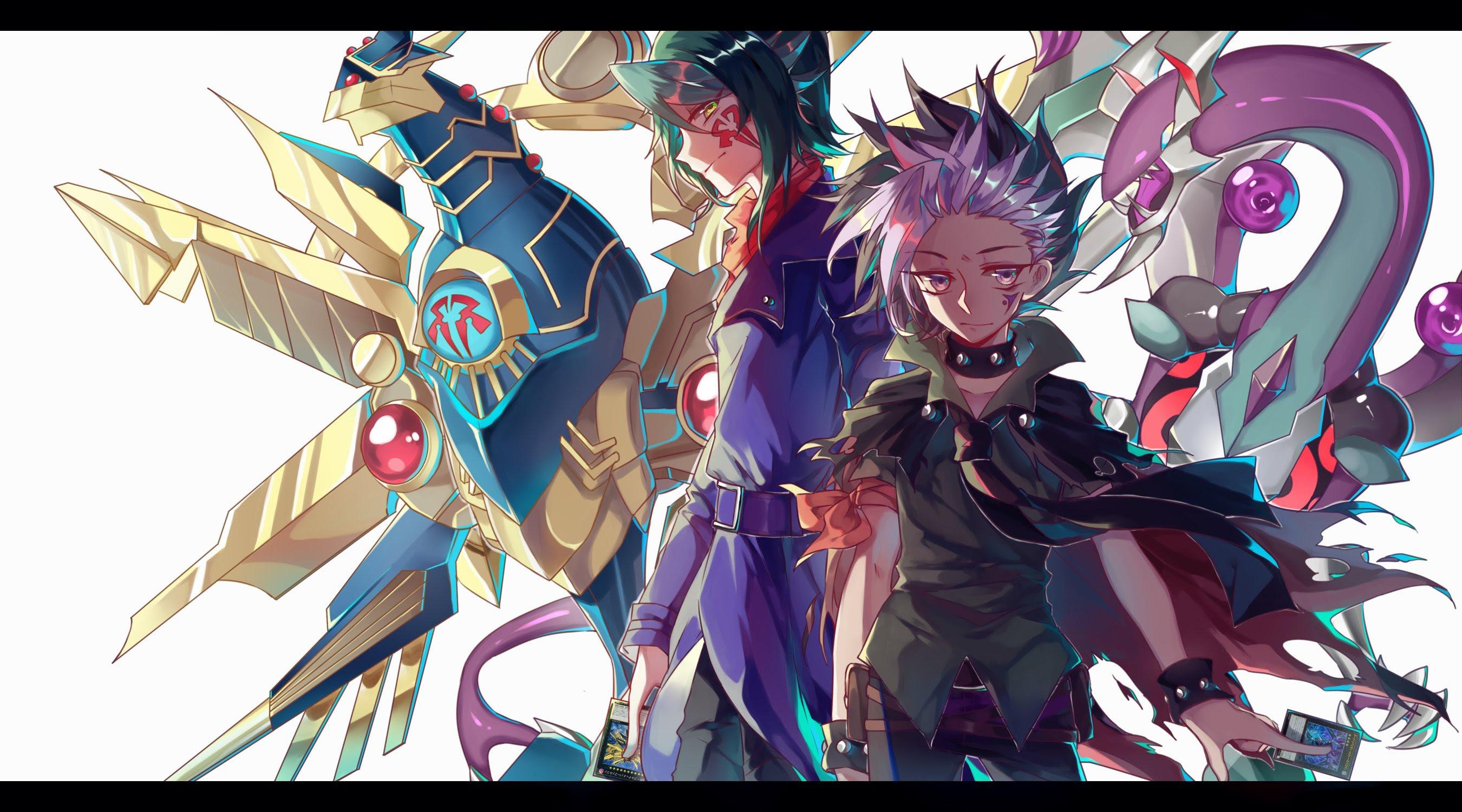Yugioh Arcv Wallpapers Anime Hq Yugioh Arcv Pictures 4k Wallpapers