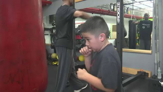 Sunset Park Gym Providing Free Boxing Lessons for Kids