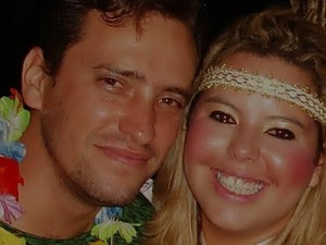 Mikaelly Moreira Nunes morre após ser queimada junto com namorado, em Caldazinha (Foto: Reproção/Facebook)