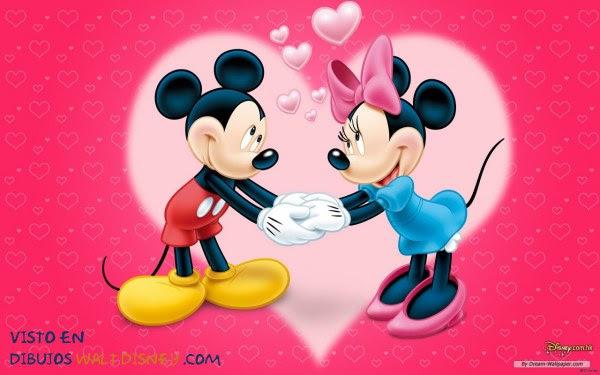 El Amor De Mickey
