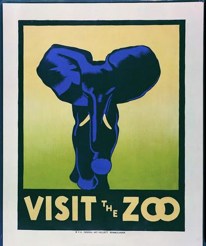 Visit the zoo (LOC)