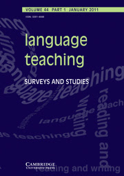 Language Teaching (journal)