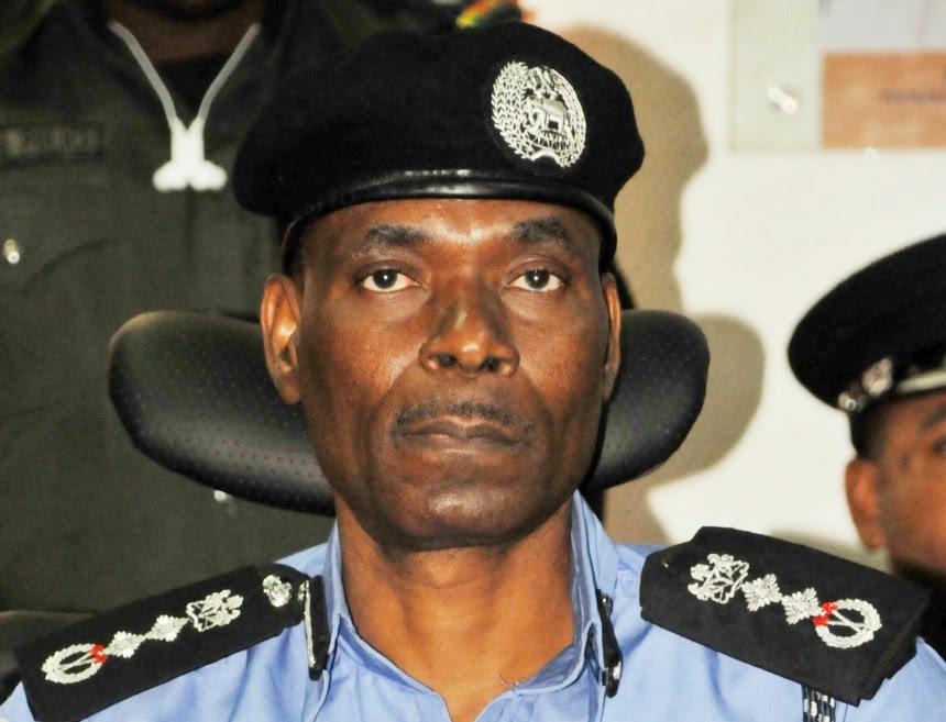 Inspector-General of Police (IG-P), Mohammed Adamu