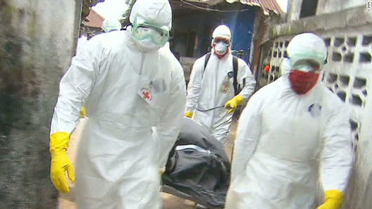 Desperation grows in the Ebola zone
