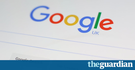 Google to radically change homepage for first time since 1996 | Technology | The Guardian