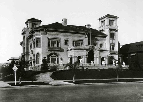 Hancock Mansion
