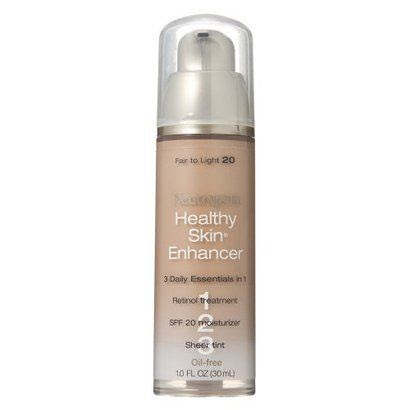 Neutrogena Healthy Skin Enchancer Broad Spectrum SPF 20 - Fair to Light