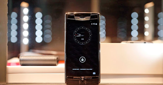 Luxury phone maker Vertu is calling it quits