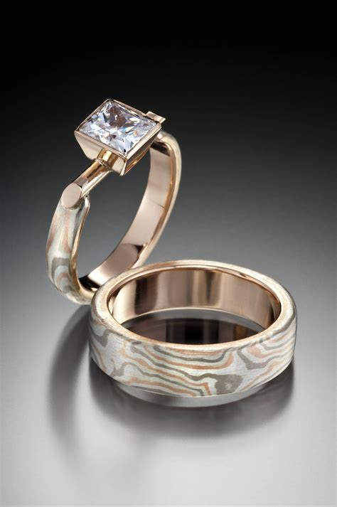 15 Inspirations of Contemporary Wedding Rings