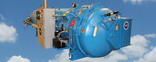 Autoclaves for Industrial Applications from Didion's Mechanical