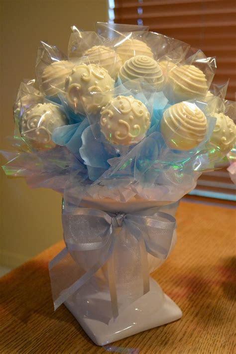 Best 25  Cake pop bouquet ideas on Pinterest   Baby shower