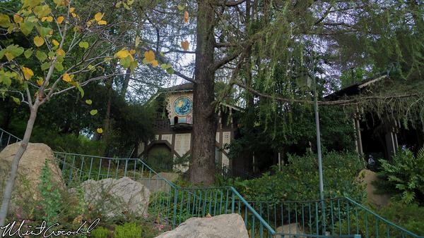 Disneyland Resort, Disneyland, Fantasyland, Skyway, Chalet