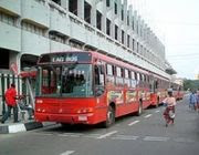 Parked Buses of LagBus