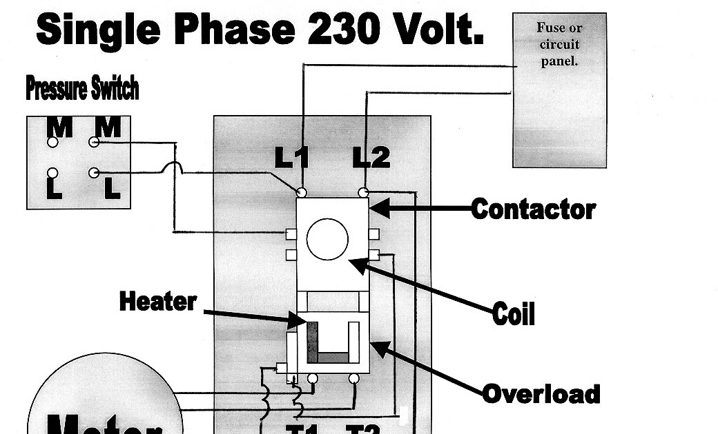 29 Square D Motor Starters Wiring Diagram