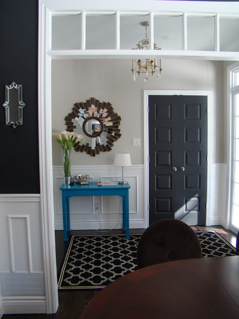 11 Reasons to Paint Your Interior Doors Black