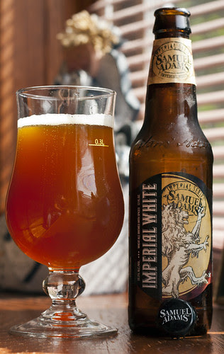 Review: Samuel Adams Imperial White by Cody La Bière