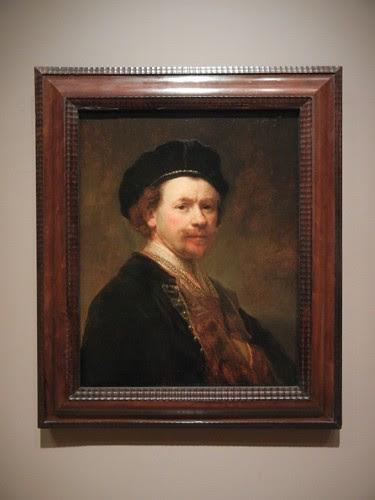 DSCN7595 _ Self-Portrait, c. 1636-38, Rembrandt van Rijn (1606-1669), Norton Simon Museum, July 2013