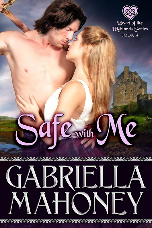 Latest Release: Safe with Me (Heart of the Highlands)