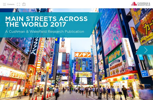Main Streets Across The World 2017