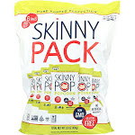 Skinny Pop: All Natural Popcorn 6 Count, 3.9 oz
