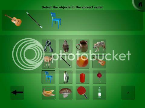 Mimir Art of Memory object list quiz